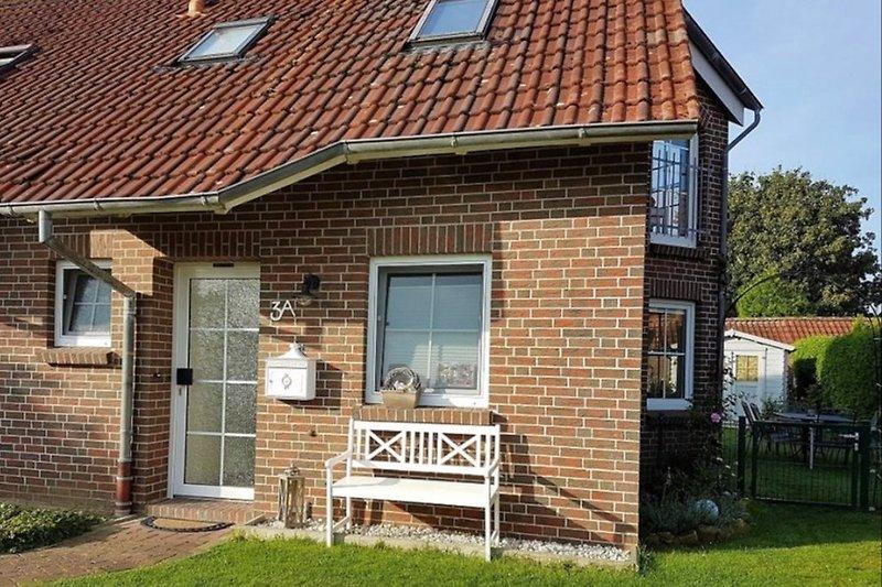 Hauseingang Friesenhaus AnnElli