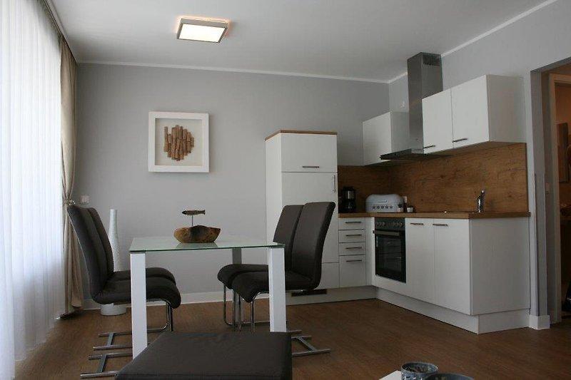 Wohnraum mit Küche SST 4-54