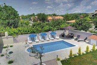 Medulin - 0162 /Villa mit Pool