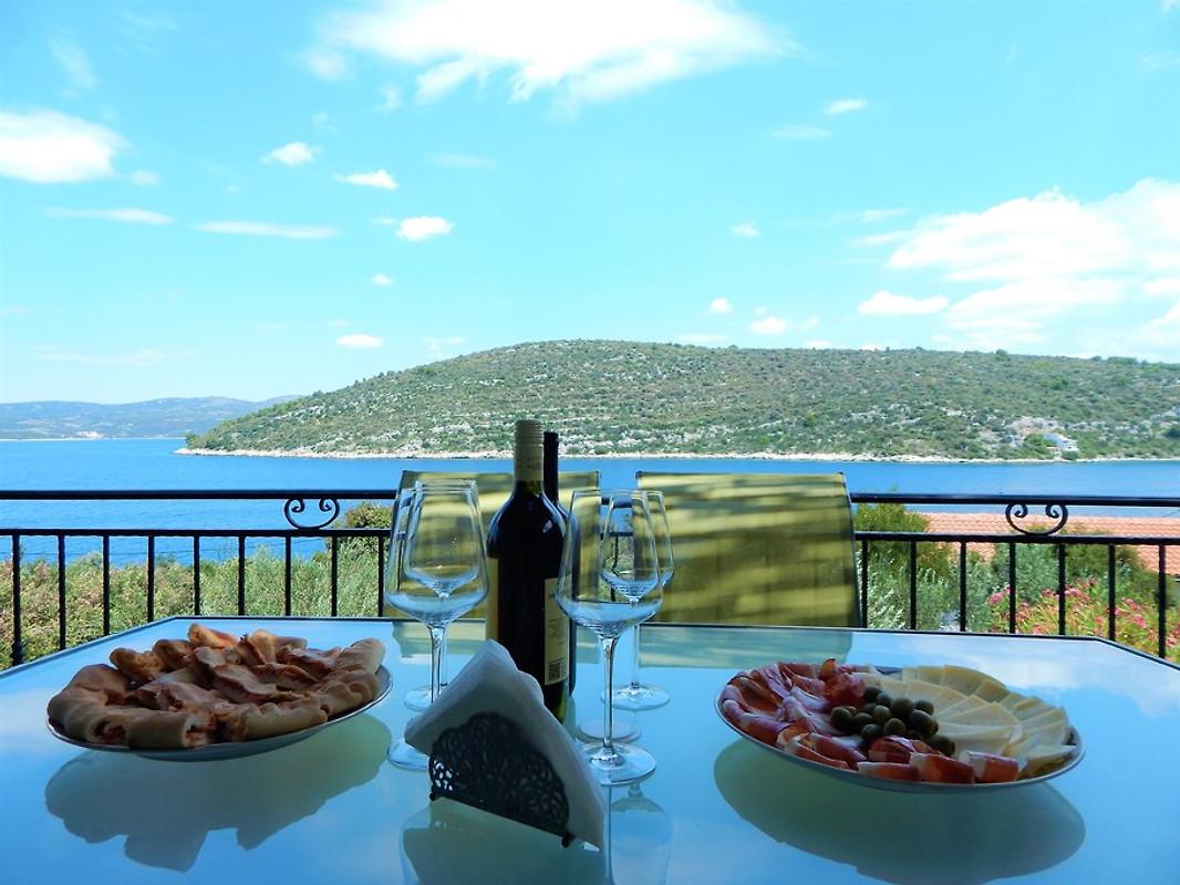 Maison de vacances Villa Marela - Maison de vacances à Drvenik ...