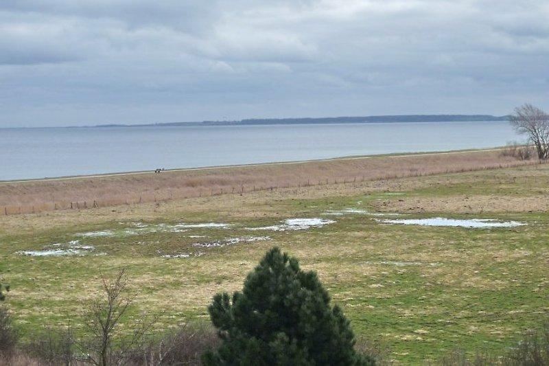 Blick auf die Eckernförder Bucht