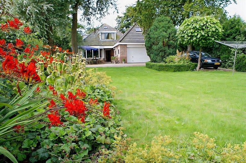 Garten Villa Catrijp