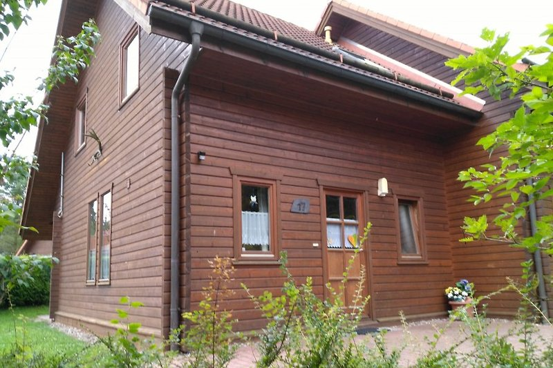 Haus Harzbiene