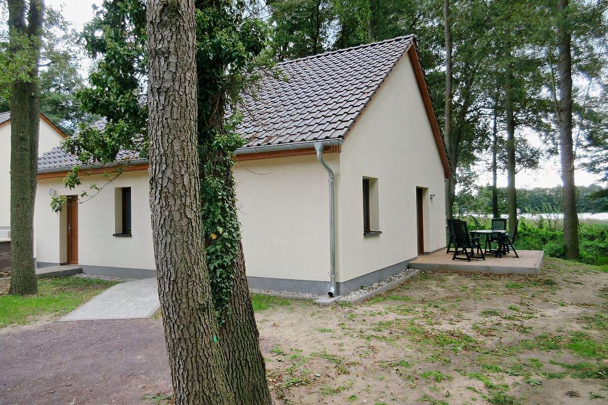 Ferienhaus netzener see b 1 haus 3 ferienhaus in kloster for Bungalow berlin