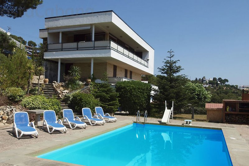 Villa Emma in Lloret de Mar - Bild 2