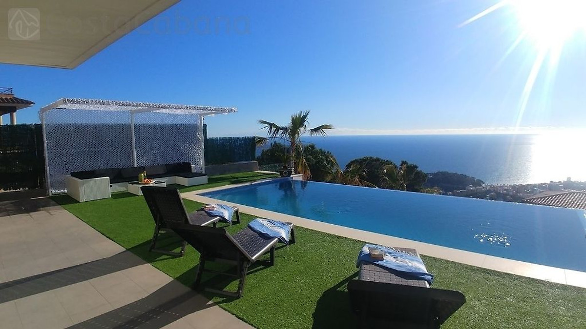 Villa jewel maison de vacances lloret de mar louer - Vacances hawaii villa de luxe ultime ...