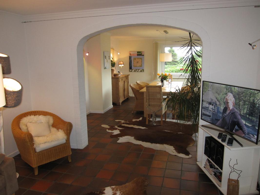 HAUS SIRIUS - Ferienhaus in Munkmarsch mieten