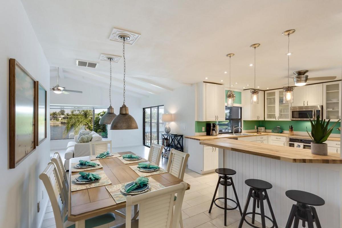 Harmony Bay - kompl. renoviert 2015 - Ferienhaus in Cape Coral mieten
