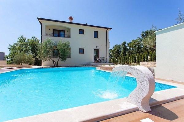 Maison Dani avec piscine près de Porec à Visnjan - Image 1