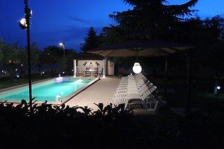 Ferienwohnung Luna mit Pool