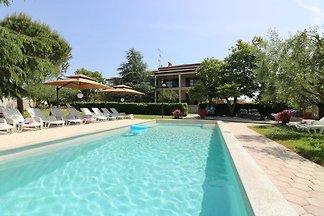 Ferienwohnung  Rosmarin mit Pool