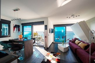 Beach-Resort-Luxus-Apartment