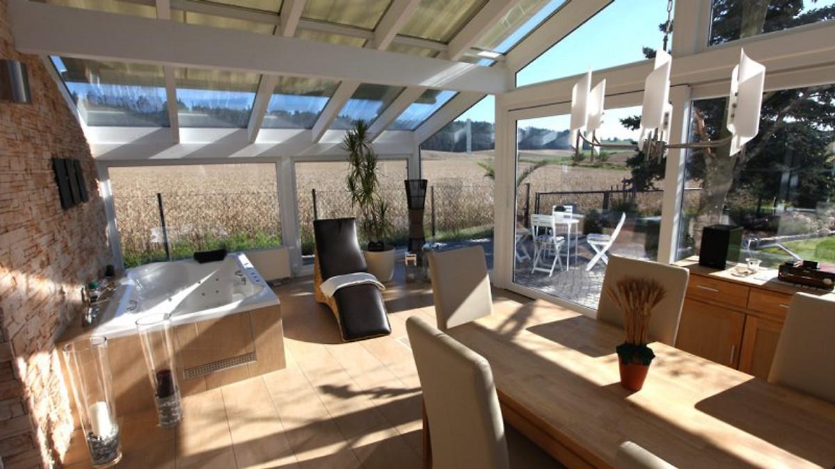 ALEA-VITA 5 Sterne Ferienhaus - Ferienhaus in Geiselwind mieten