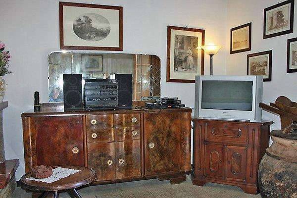 lo scopino - ferienhaus in bagno di gavorrano mieten, Wohnzimmer