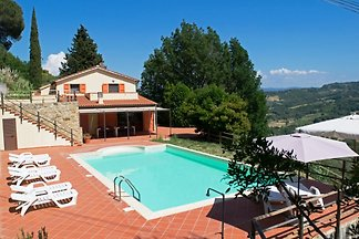 Spacious villa with private pool near the Etruscan Coast in Tuscany!