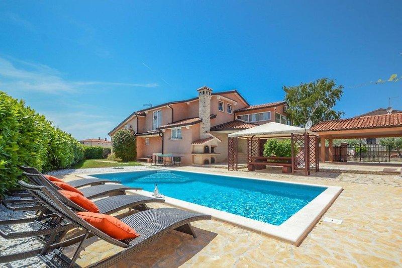 Villa Duda with swimming pool