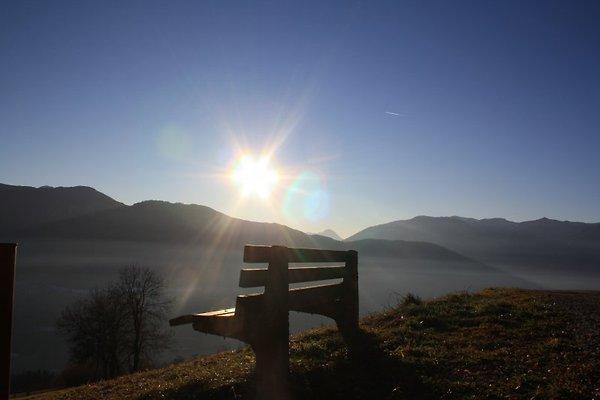 abschalten und entspannen