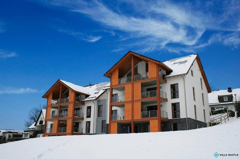 Casa de vacaciones en Neuastenberg - imágen 2