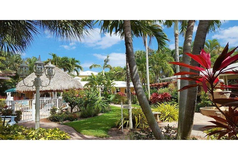 Das Parliament Inn ein kleines Paradies in Delray Beach