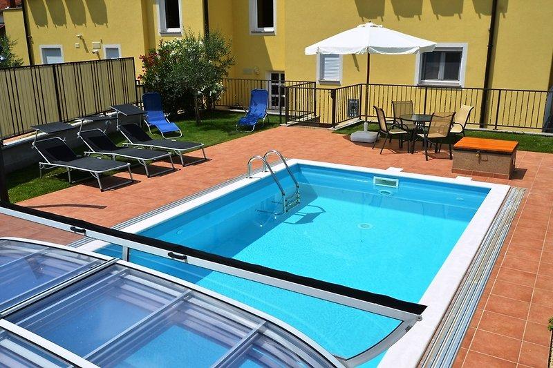 Villa Gustavo Pool