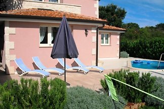 Villa Contessa privater Pool Porec