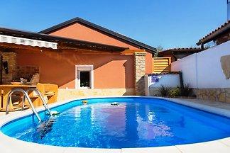Casa Marija mit privatem Pool Porec