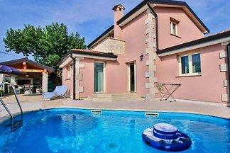 Villa Contessa privater Pool Porec