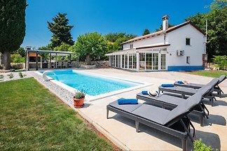 Villa Mira privater Pool Nähe Porec