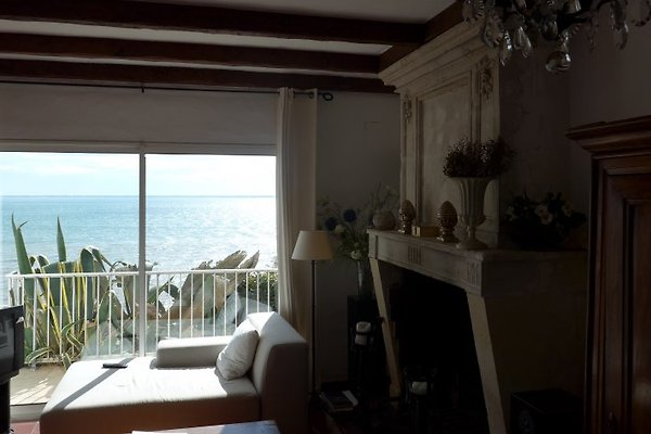 Terrassen Etage über Dem Meer - Ferienwohnung In Meschers-sur ... Terrassen Design Meer Bilder