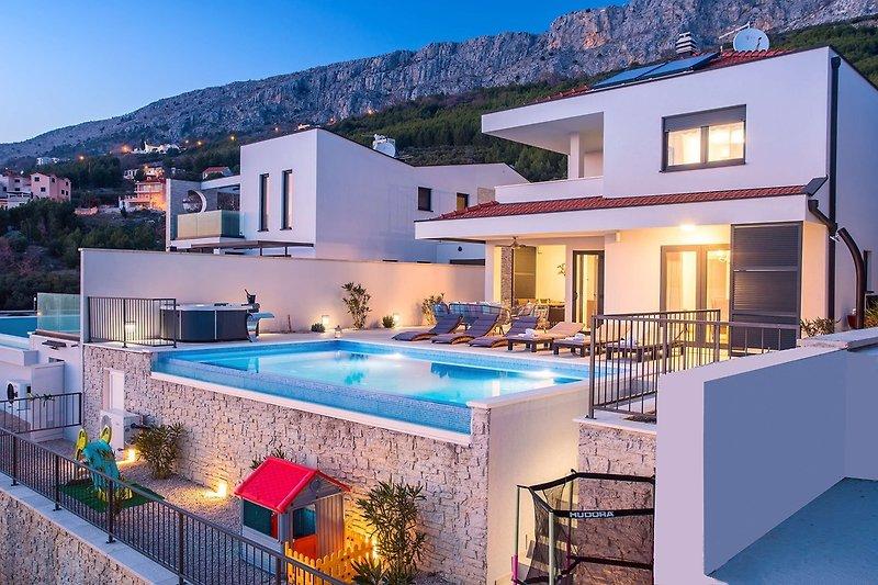Perfekte Unterkunft für einen perfekten Familienurlaub für max. 9 Personen