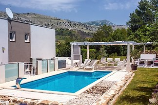 Villa Oblik privater Pool& Whirpool