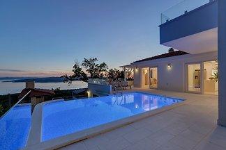 Villa Prestige mit beheiztem Pool