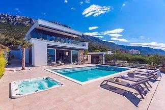 Meerblick Villa Aria,beheizter Pool