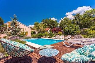 Villa Tajina maison, piscine + massage, de 6 pour