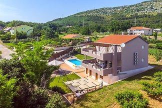 Villa Jelena-Pool,Sauna,max.8 Pers.
