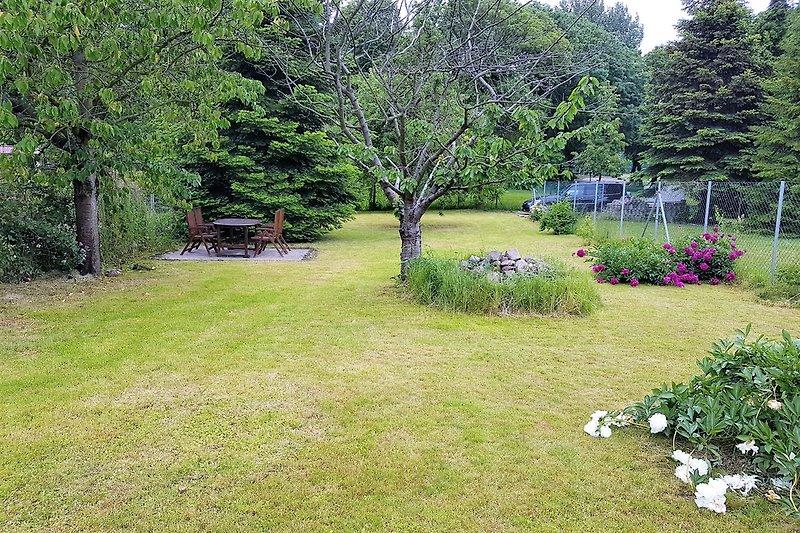 Garten Haus Adlerhorst