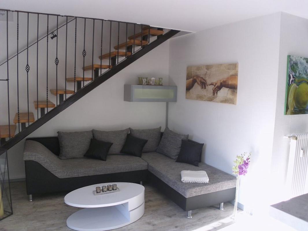 Ambiente 2 ferienwohnung in hahnenklee mieten for Wohnlandschaft 8 personen