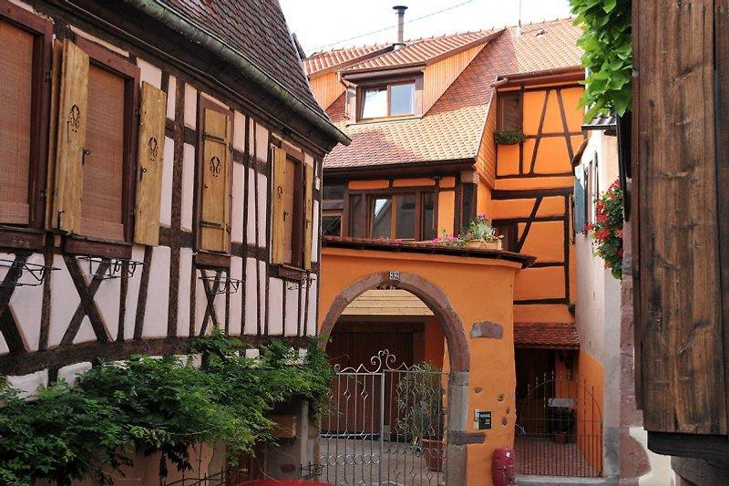 Gite Le 1513 in Ribeauville - Bild 2