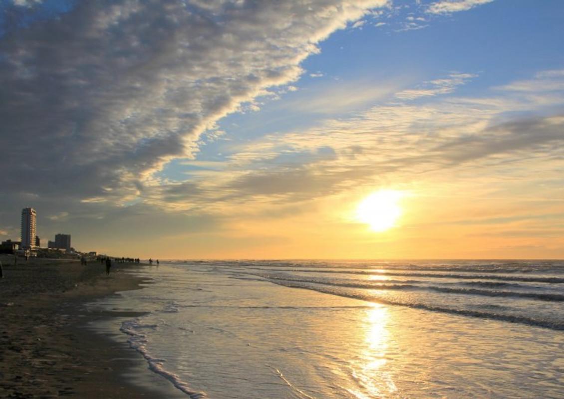 Golden Beach in Zandvoort - Frau Barry