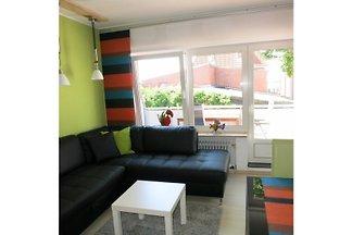 Vakantie-appartement in Borkum