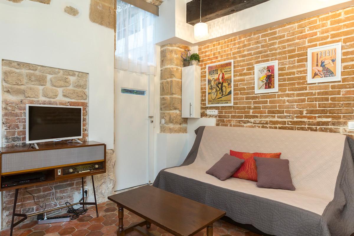 Magnifique meubl centre de paris appartement paris louer for Louer meuble paris