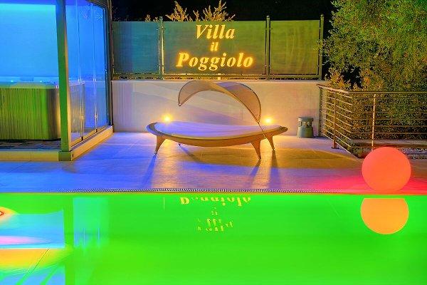 Villa il Poggiolo - ViP Panorama in Diano Marina - Bild 1