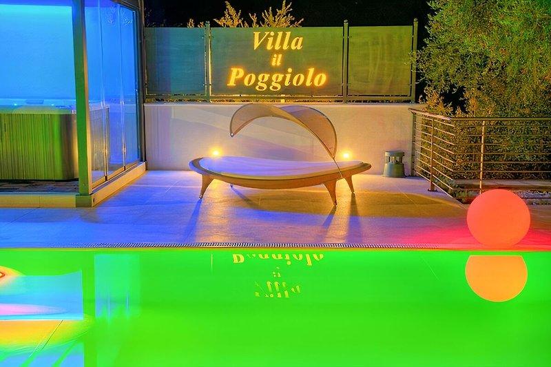 Villa il Poggiolo - ViP Panorama in Diano Marina - Bild 2