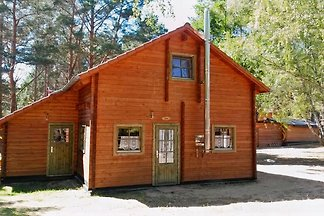 """Ferienhaus """"C"""" mit Sauna und Boot"""