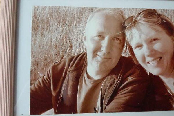 Eheleute  Dirk und Stefanie Hinrichs