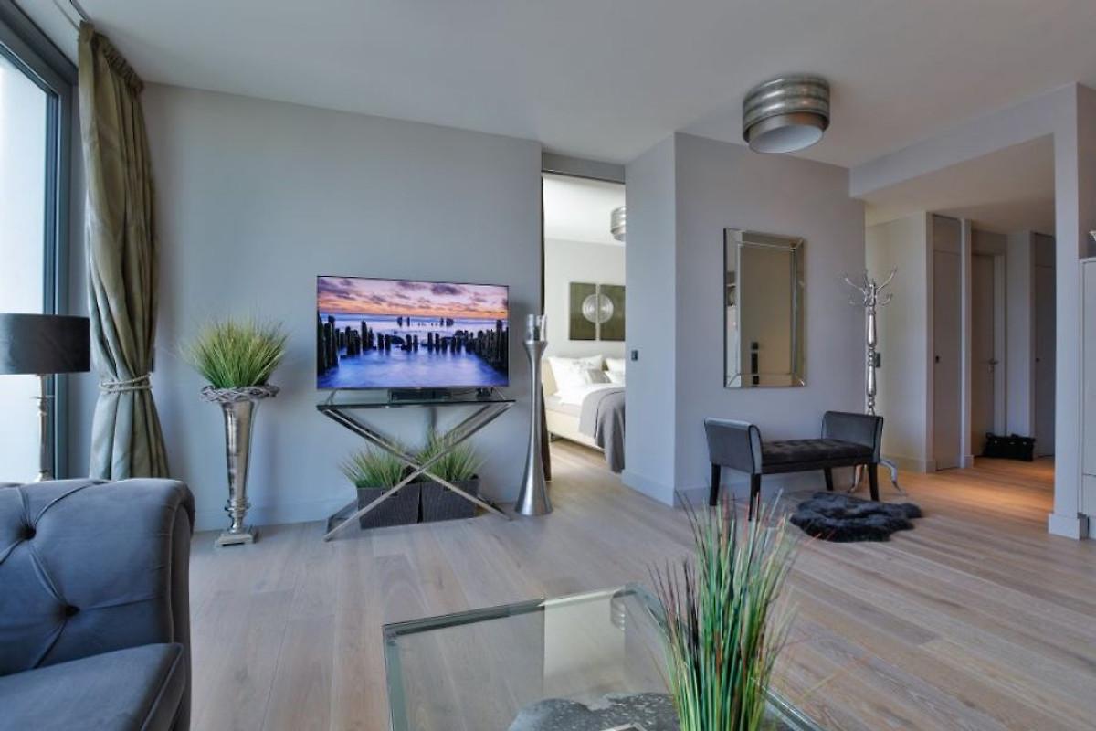 luxusnest neue mitte westerland ferienhaus in. Black Bedroom Furniture Sets. Home Design Ideas