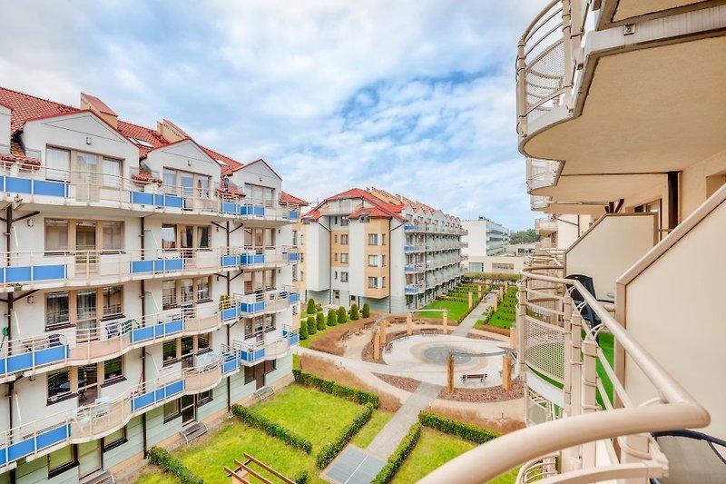 Apartments Sun & Snow Zdrojowa Parc à Swinoujscie - Image 2