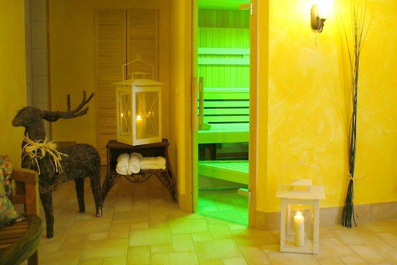 Privat-Dampf-Sauna