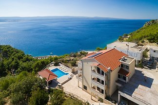 Strandwohnungen Restaurant & Pool