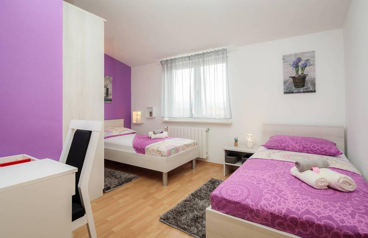 Grosse moderne XXL Doppelhaus - Ferienhaus in Makarska mieten